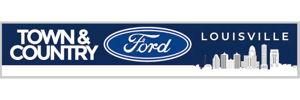 Town & Country Ford of Louisville dealership logo