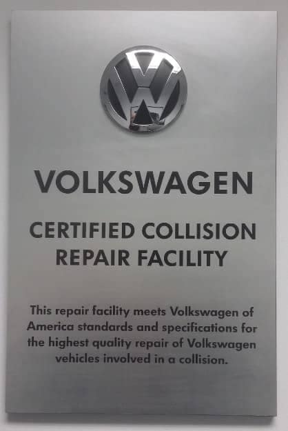 collision center award