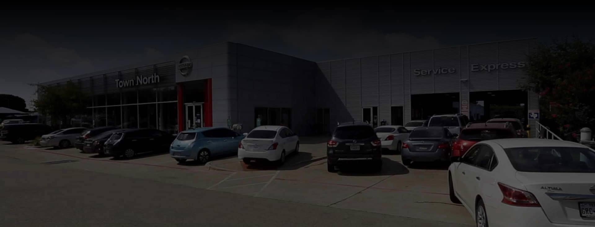 Town North Nissan dealership