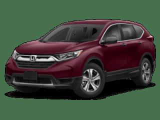 Honda Model Image - Angled - 2019 Honda CR-V angled
