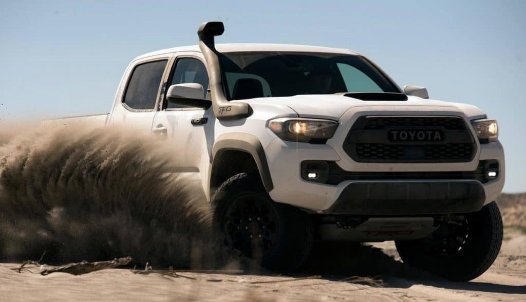 2019 TRD PRO Package