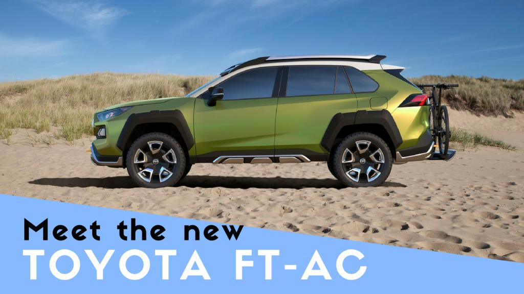 new off-road Toyota