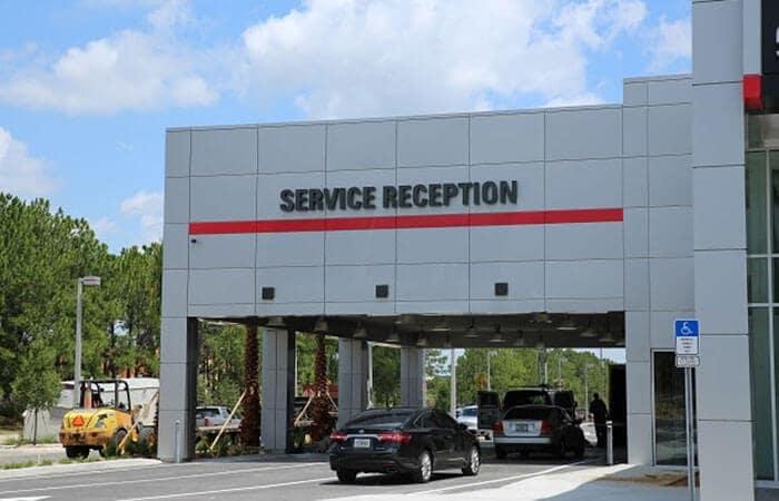 Auto Service Variety