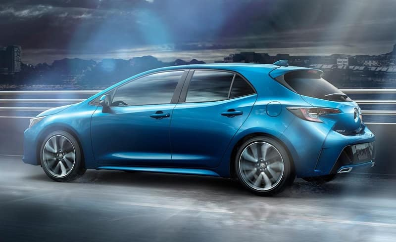 The All New 2019 Toyota Corolla Hatchback Toyota Of Clermont