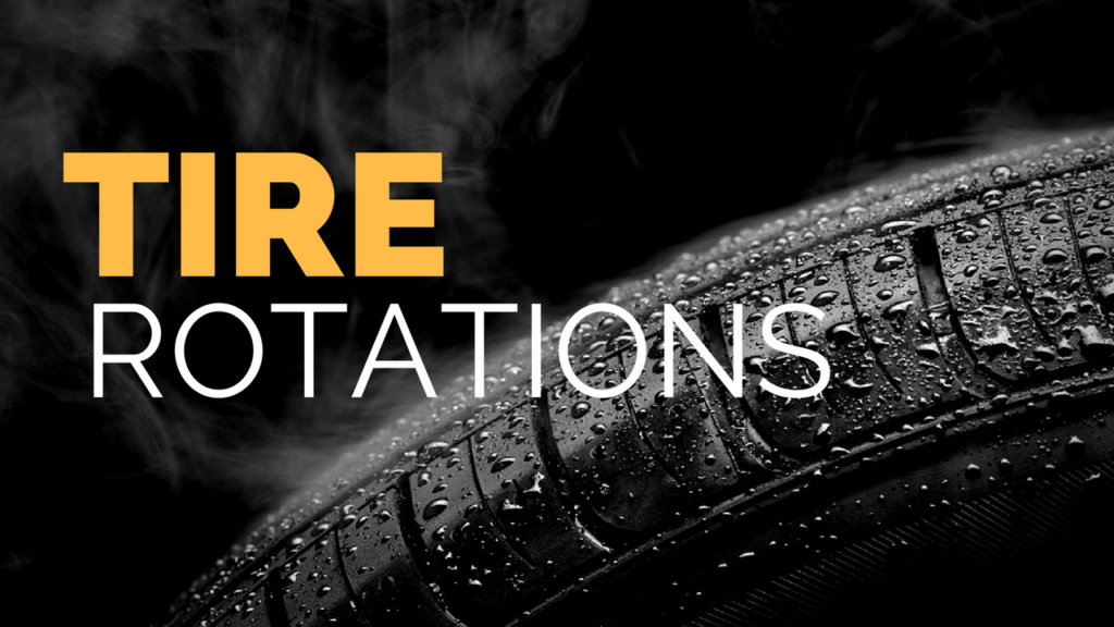 Tire rotation in Orlando