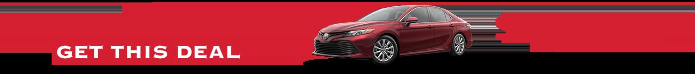 Toyota Camry Specials