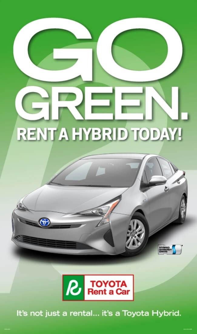 toyota goes green essay