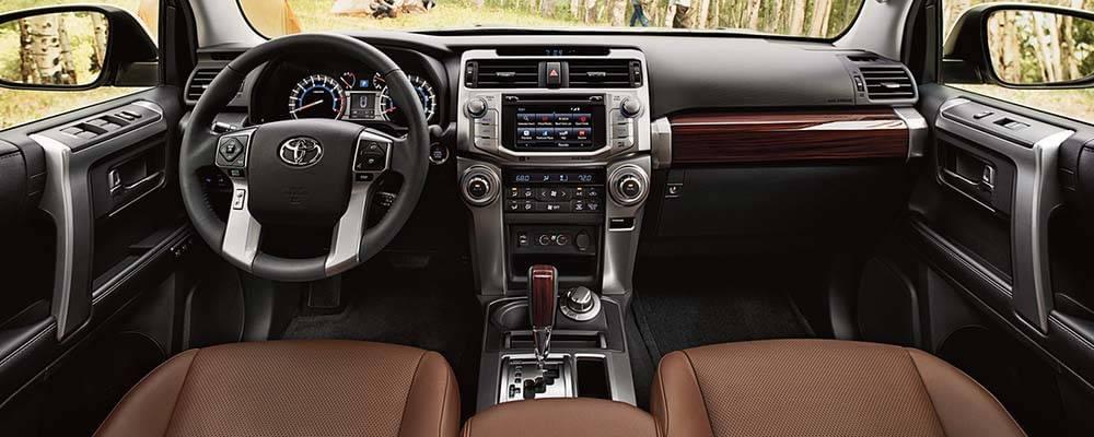 Toyota 4runner Interior Gastonia Nc