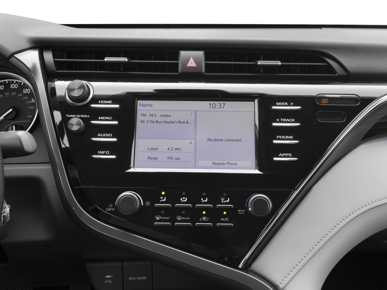 Toyota Display screen