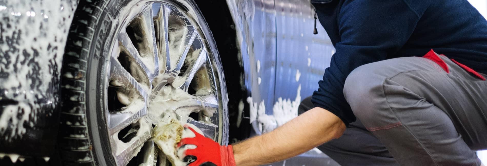 Car-Wash banner