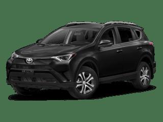 2018 Toyota RAV4 black
