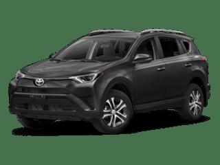2018 Toyota RAV4 dark grey
