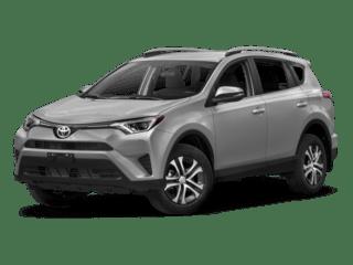 2018 Toyota RAV4 silver