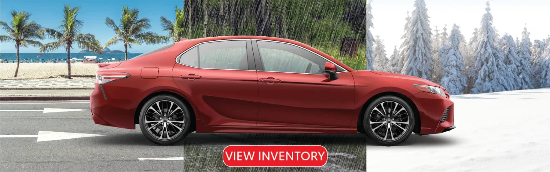 Toyota Camry AWD - hero image