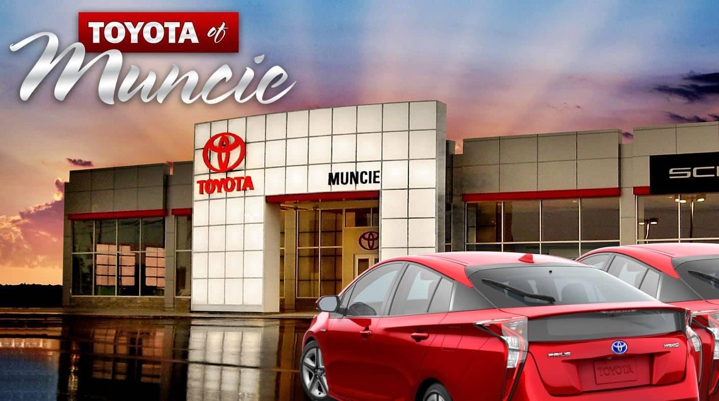 Toyota of Muncie Dealership