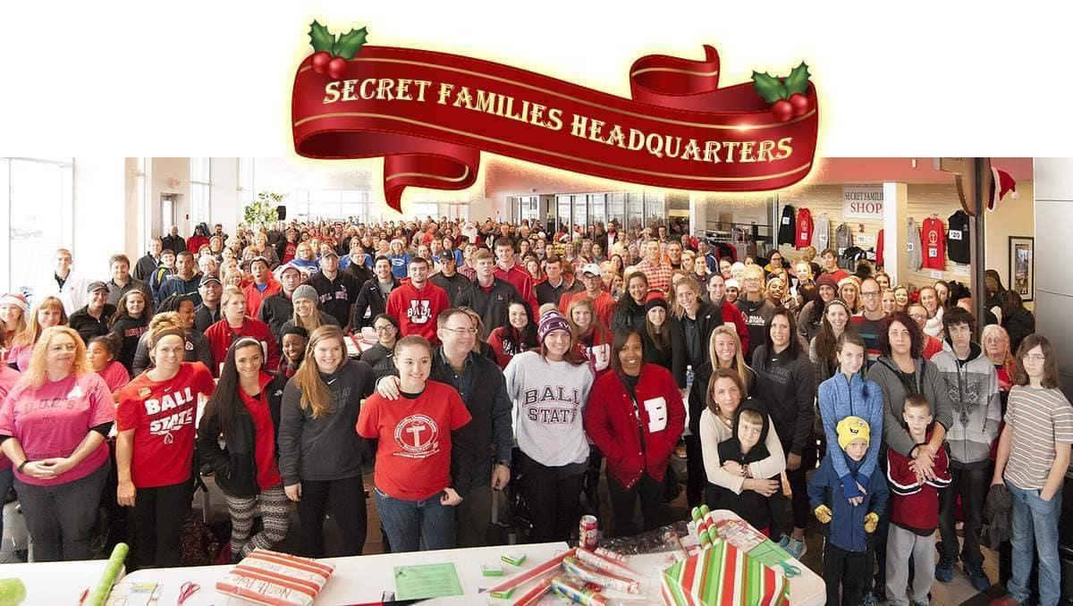 Secret Families Headquarters