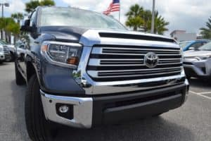 Get A Closer Look At The 2018 Toyota Tundra Toyota Of
