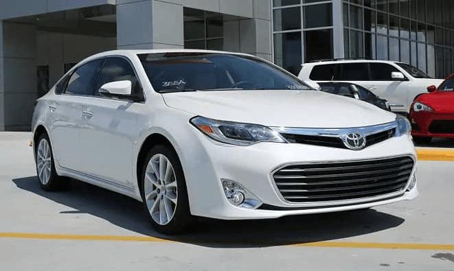 Toyota Corolla in NC