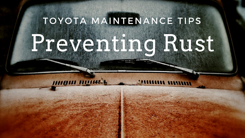 Toyota Car Maintenance Tips