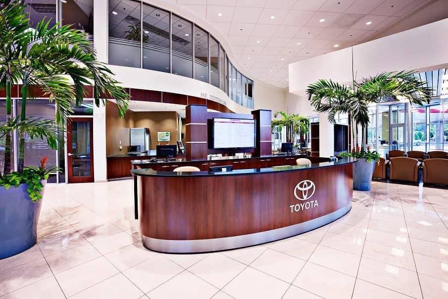 Auto Service Center