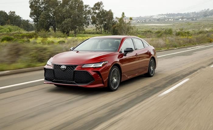 Check out the all new 2019 Toyota Avalon.