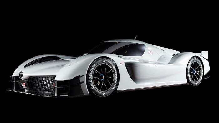 Toyota concept car
