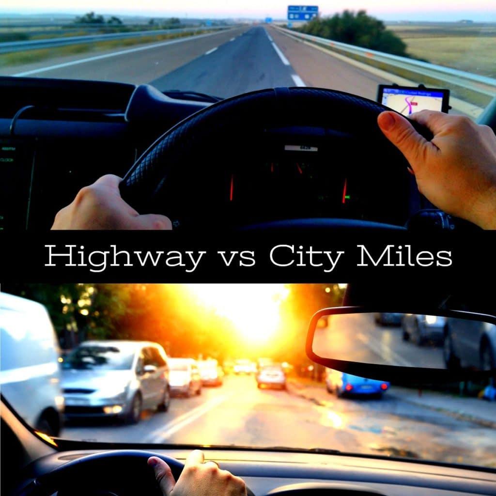 Charlotte highway miles