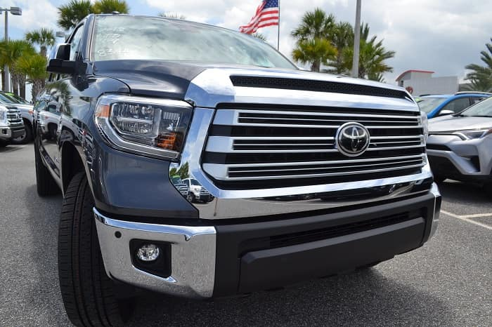 Check out the Toyota tundra pickup truck at Toyota of N Charlotte.