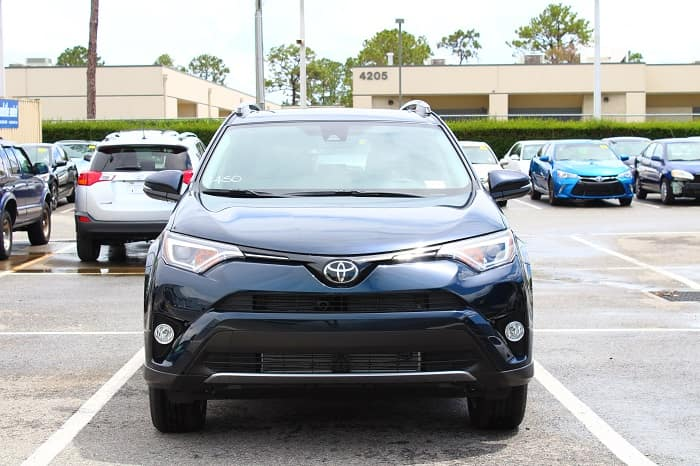 Vehicle leasing made easy at Toyota of North Charlotte.