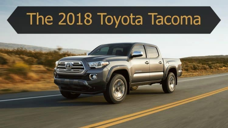 New Toyota truck