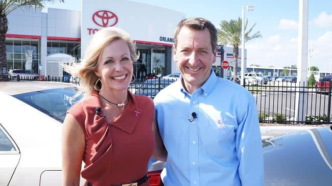 Toyota dealer in Central Florida