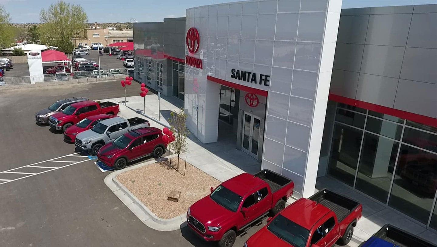 Toyota of Santa Fe | Deals on New & Used Cars, Trucks and