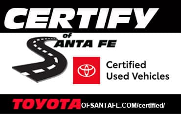 Certified Santa Fe Website