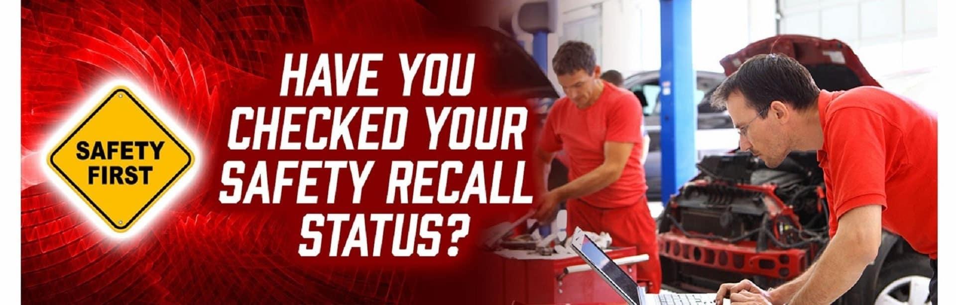 Toyota Recall Check