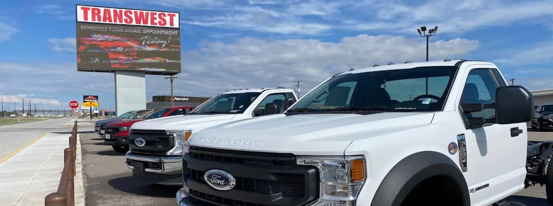 Transwest Ford Exterior