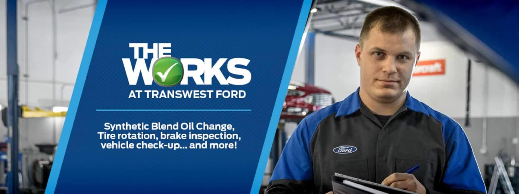 The Works - At Transwest Ford - click to learn more