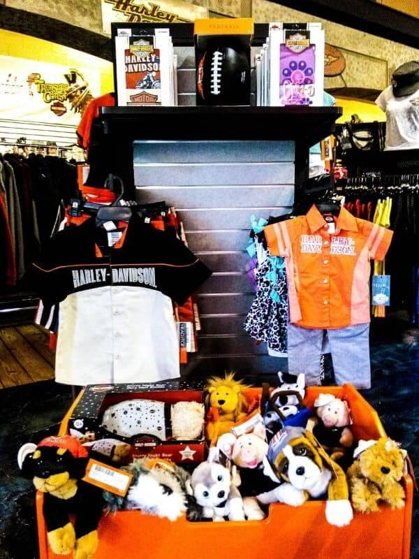 Harley Davidson children's clothing