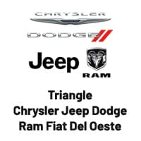 Triangle Chrysler Jeep Dodge Ram FIAT Del Oeste