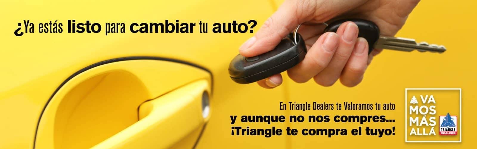 Spanish Banner Image - cambiar tu auto
