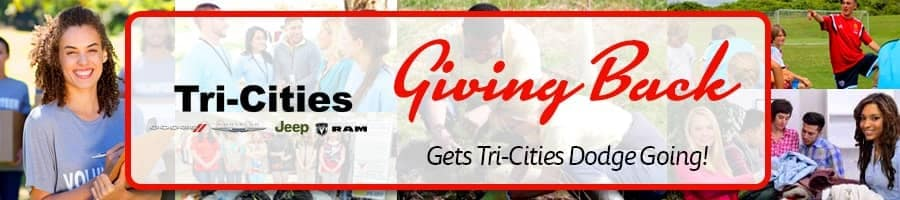 Tri-Cities Gives Back