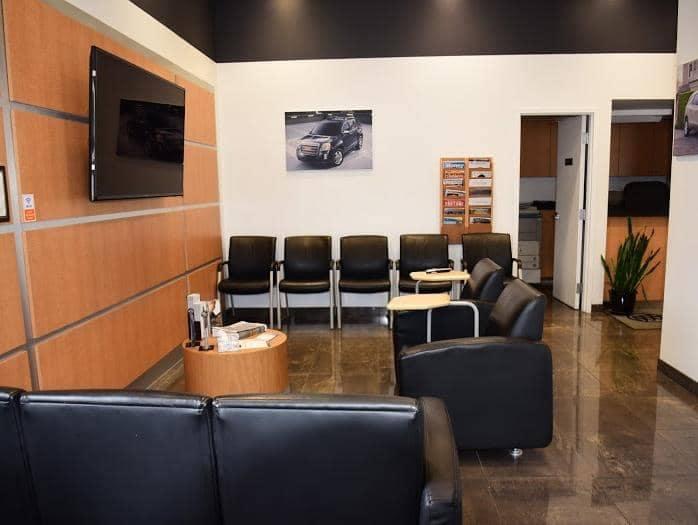 service lounge