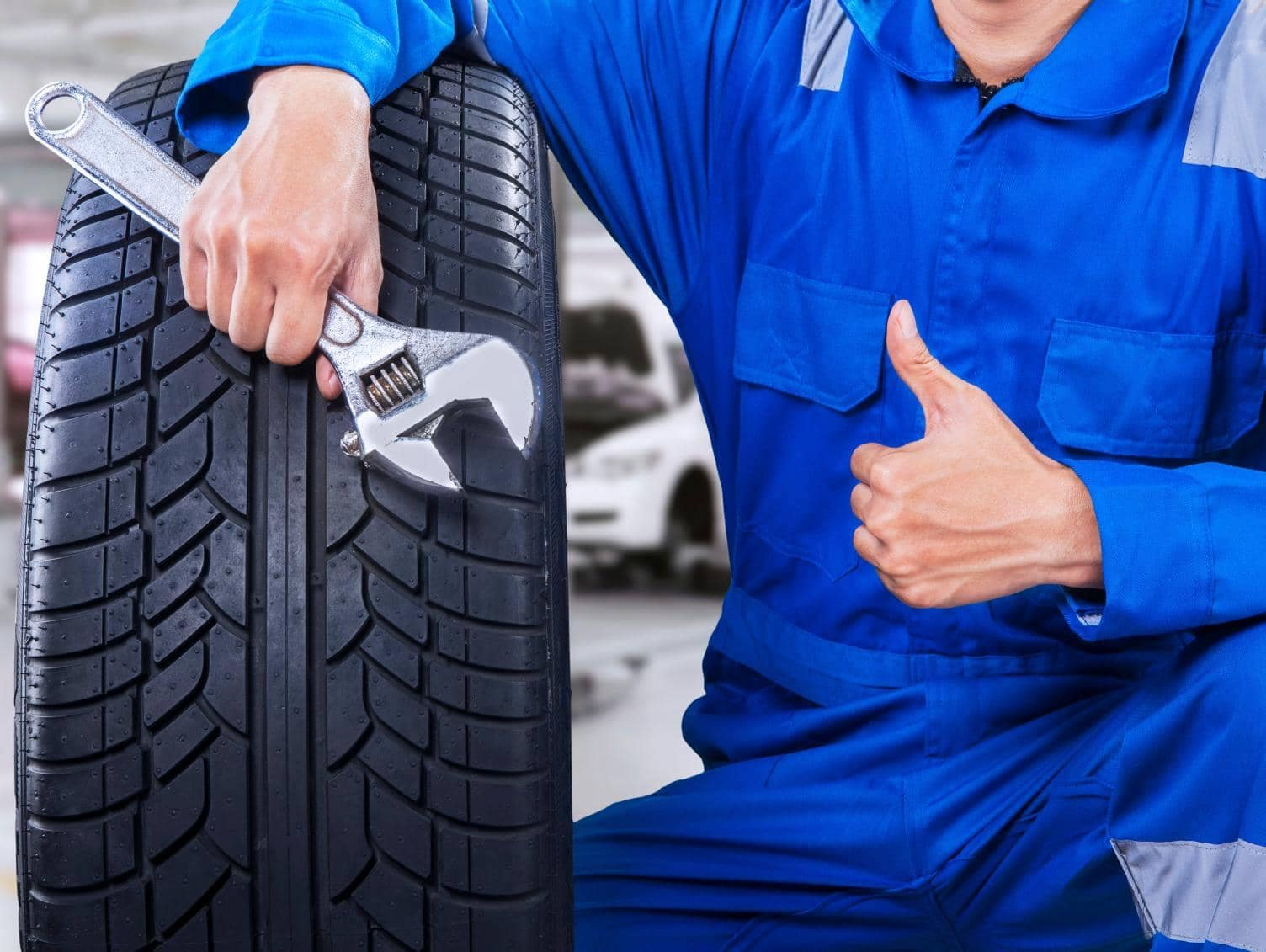 Looking for new tires