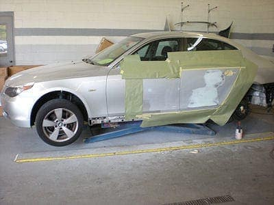Tulley Collision Center vehicle exterior