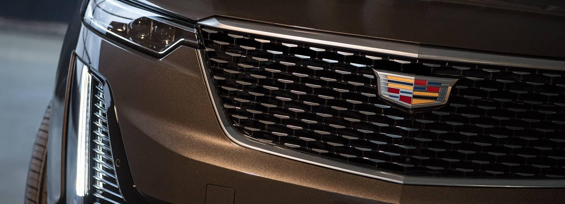 Cadillac grill
