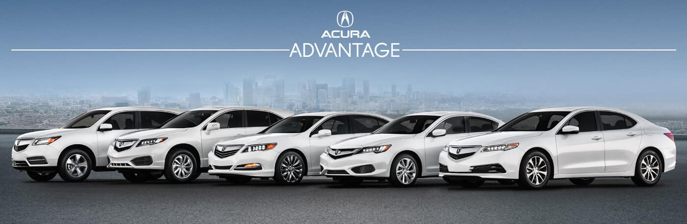 Acura Advantage Leasing Program Twin Cities Acura Dealers Banner