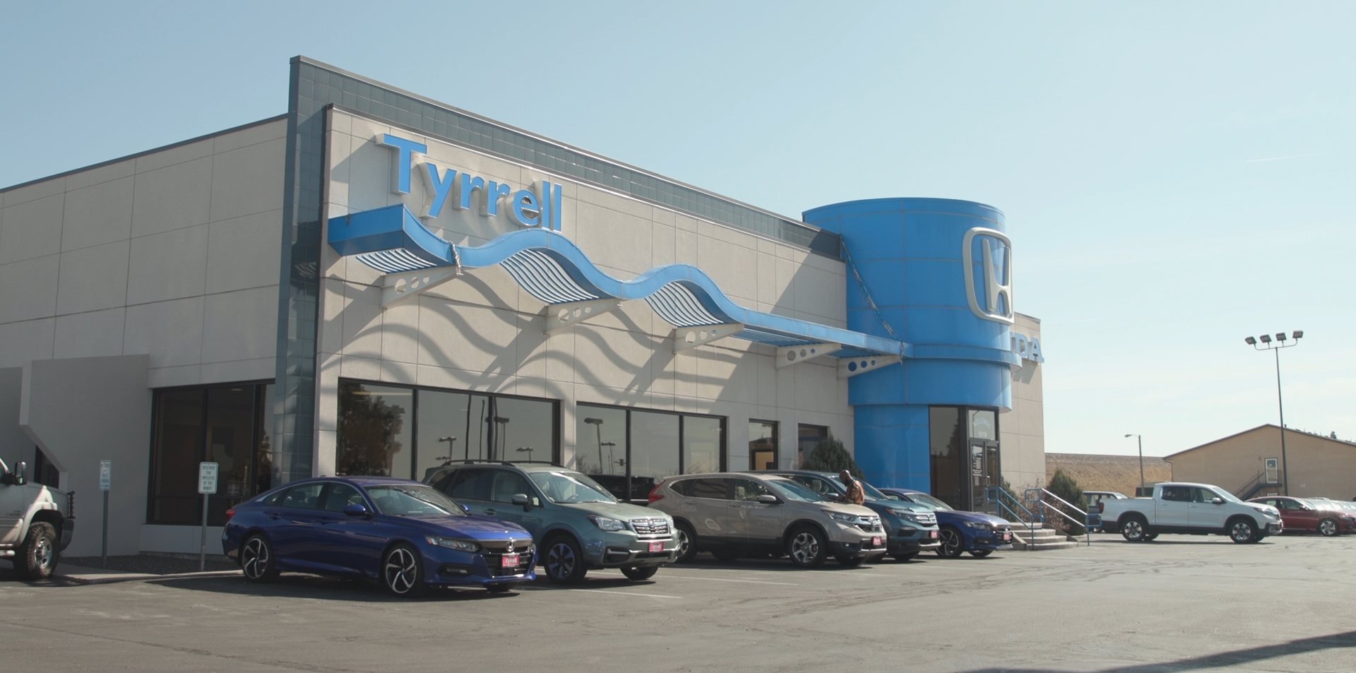 Tyrrell dealership