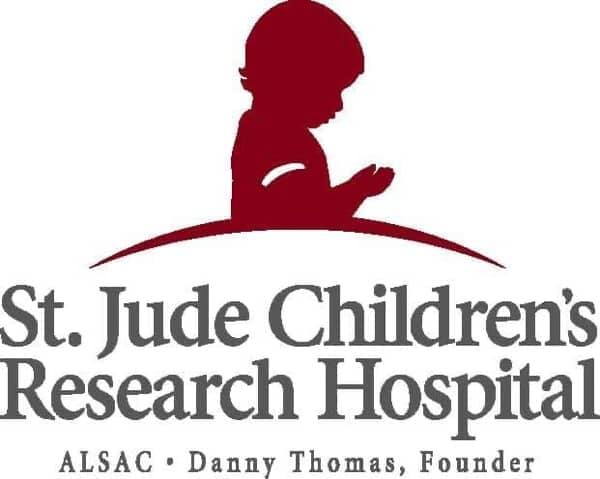 uftring gives back 2 - St Judes Childrens research hospital
