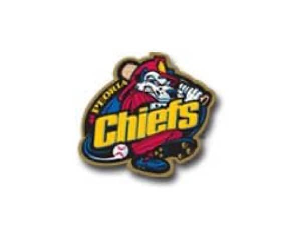 uftring gives back 4 - chiefs baseball
