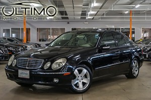 Pre-Owned 2005 Mercedes-Benz E-Class 5.0L Sedan