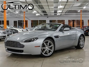 Pre-Owned 2008 Aston Martin Vantage ROADSTER Convertible